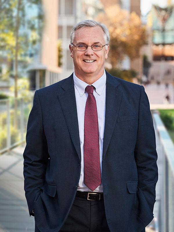 Professor Mark Hoffman - Deputy Vice-Chancellor (Academic) and Vice-President