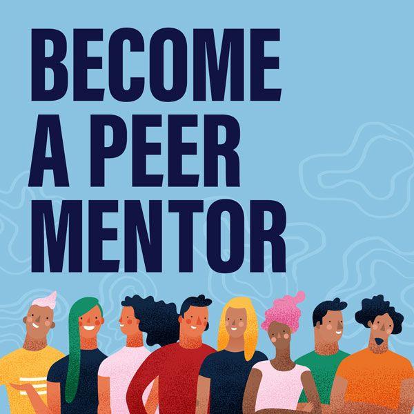 Become a Peer Mentor
