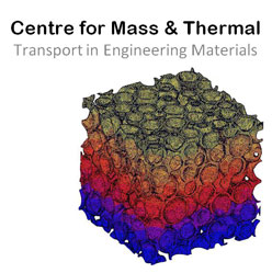 Mass and Thermal Transport in Engineering Materials