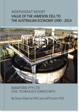 Value of the Jameson Cell to the Australian Economy 1990 - 2014