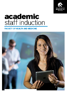 Academic Staff induction booklet