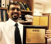 Dr Hassan Ali elevated to IEEE Senior Member