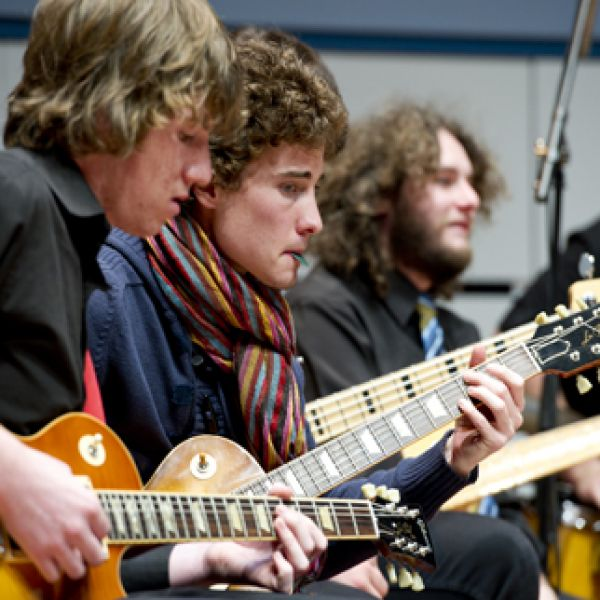 Conservatorium Contemporary Guitar Ensemble