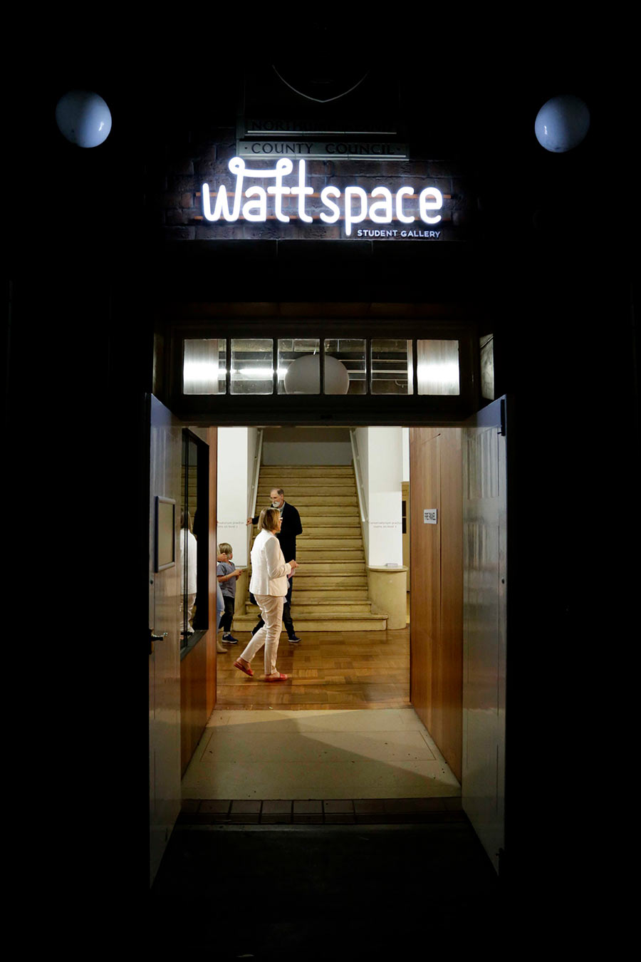 Watt Space Gallery