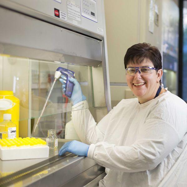 Pioneering respiratory researcher awarded TSANZ Fellowship
