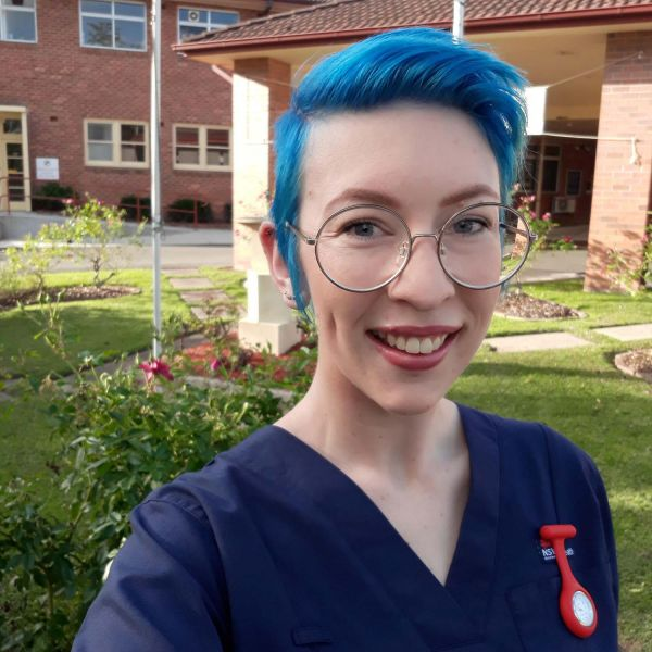 Nursing alumna transitions from pain to passion