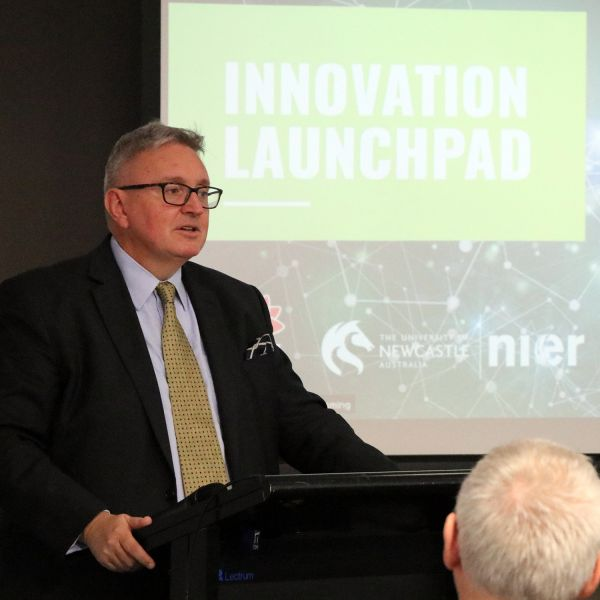 Innovation Launchpad Minister Harwin
