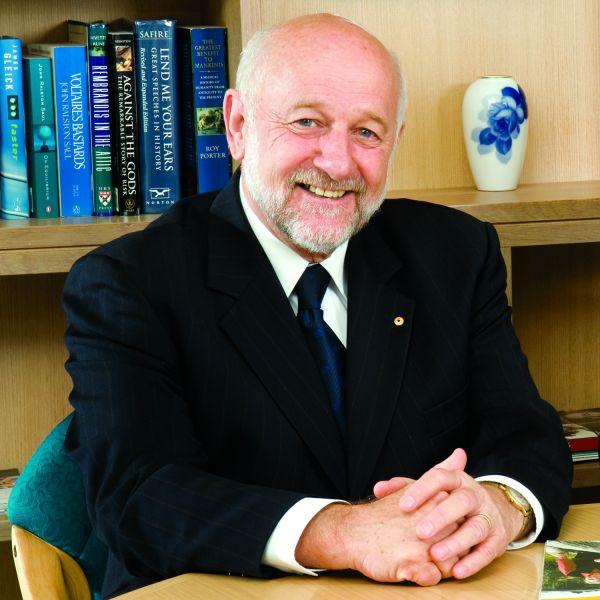 Professor Trevor Waring