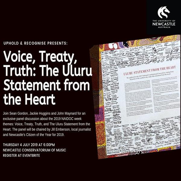 Voice Treaty Truth 2019