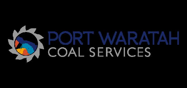 Port Waratah logo