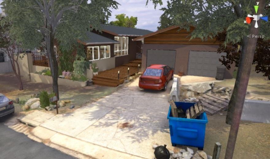 simulator screenshot