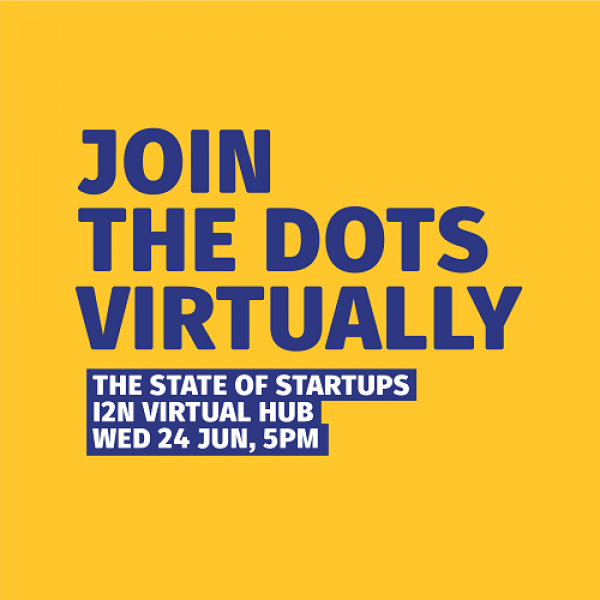 Join the Dots Virtually - State of Startups