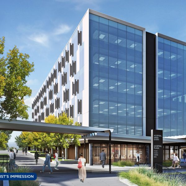 First look inside Central Coast's future of health education and clinical research