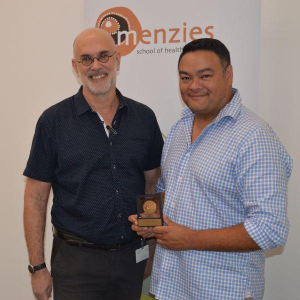 Aboriginal ear surgeon honoured with Menzies Medallion