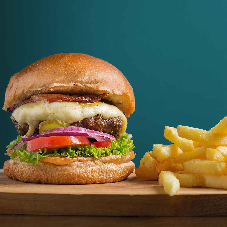 fast food hearts attacks