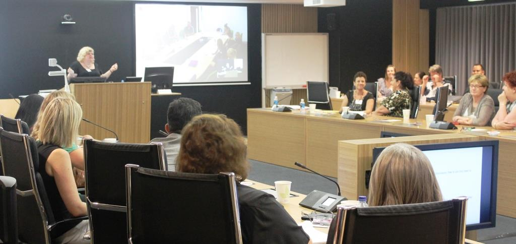 Community-university partnerships workshop image