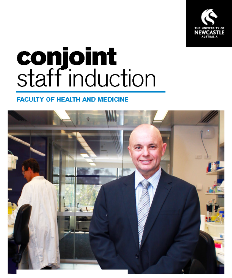 Conjoint Staff induction booklet