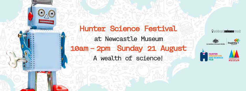 Hunter Science Festival 2016