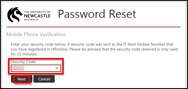 Password Reset 2 new