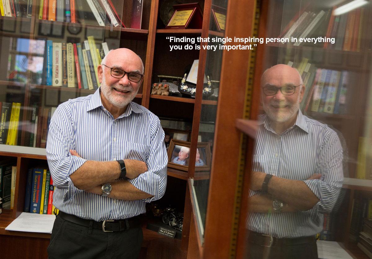 Emeritus Laureate Professor Graham Goodwin