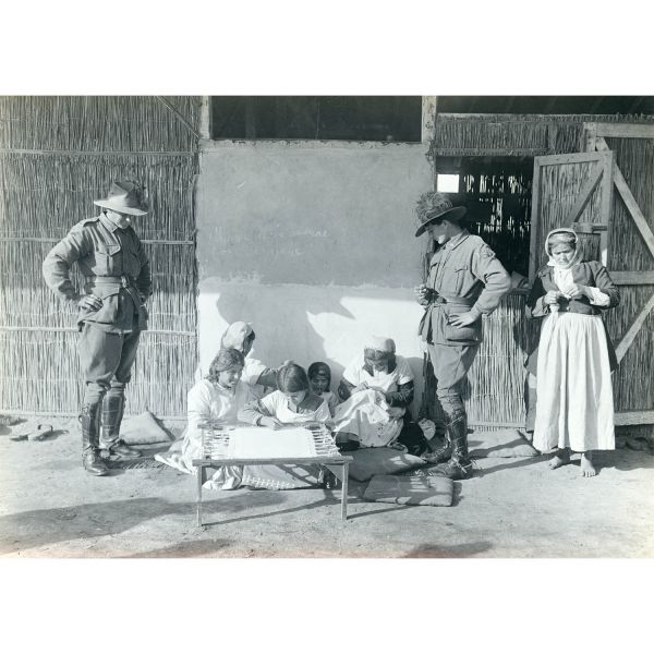 Exhibition focuses on the long shadows cast by the Great War