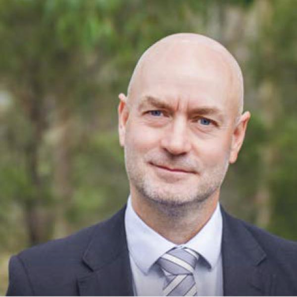 Brad Holmes, Head of Philanthropy