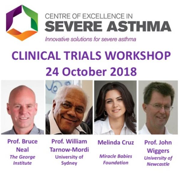Clinical trials workshop