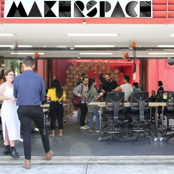 From club to creative hub - Makerspace opens