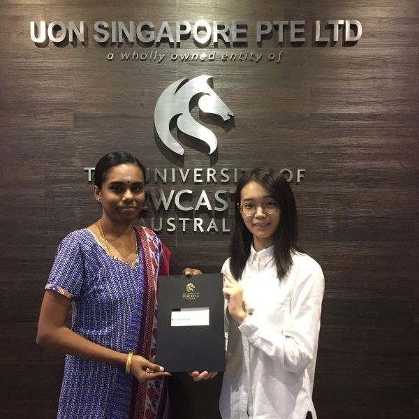 Indrani Dasgupta Memorial Student Excellence Award
