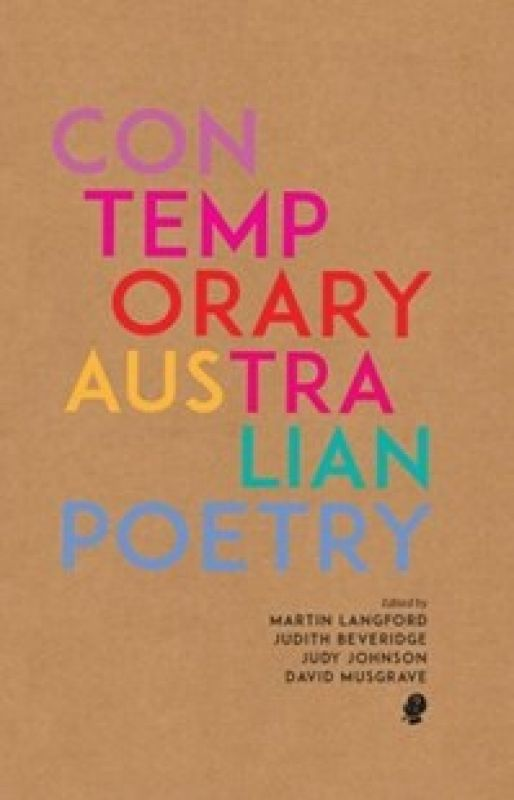 Contemporary Australian Poetry by Martin Langford, Judy Johnson, Judith Beveridge, David Musgrave