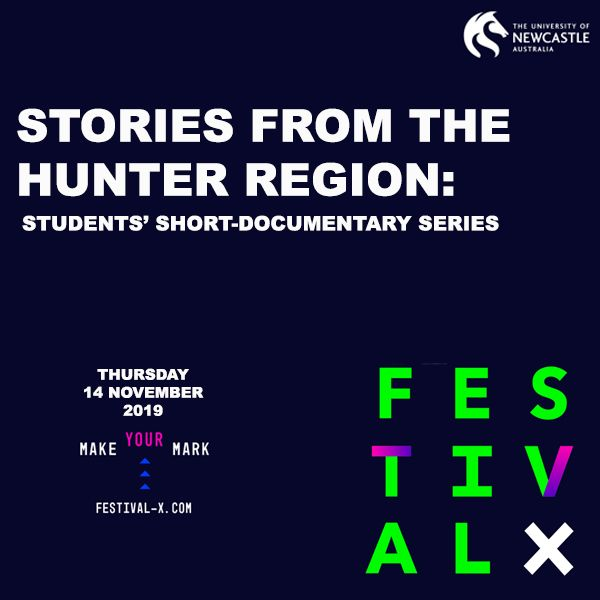 Stories From The Hunter Region: Student Short-Documentary Series