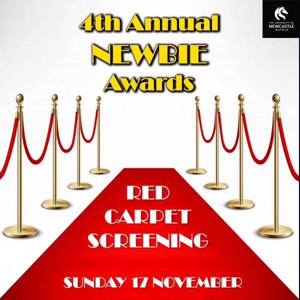 Red Carpet Screenings, 4th Annual Newbie Awards, 2019