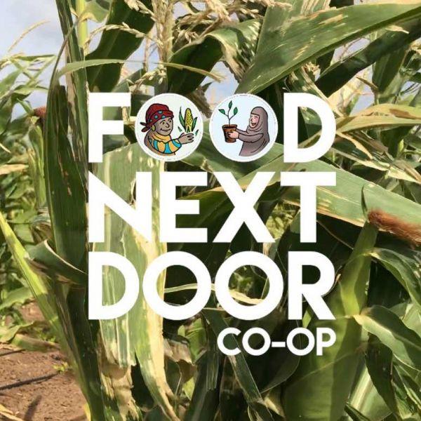 food next door logo