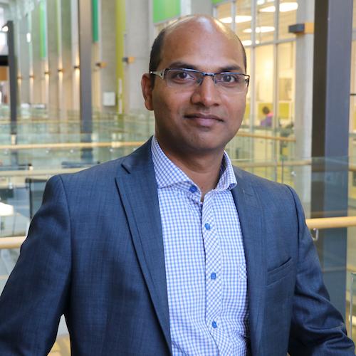 Professor Ajayan Vinu at The University of Newcastle