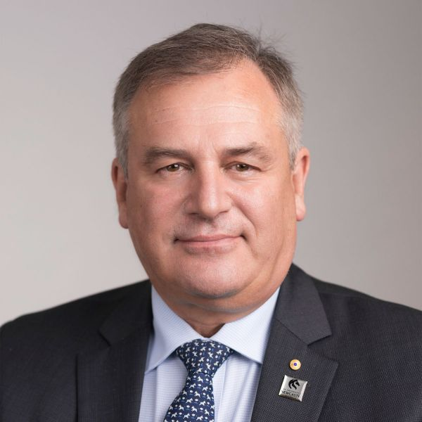 University of Newcastle VC Professor Alex Zelinsky formally takes over the reins as Chair of NUW Alliance