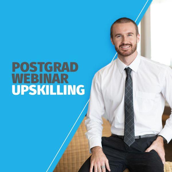 Postgrad Webinar: Upskilling
