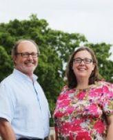 Prof Mark Bray and Dr Johanna Mcneil