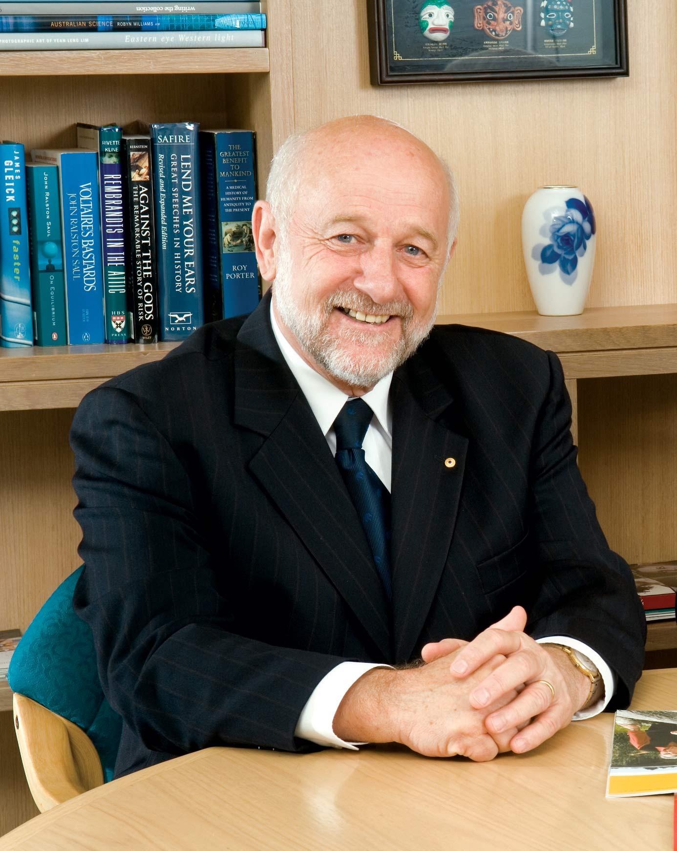 Professor Trevor Waring AM