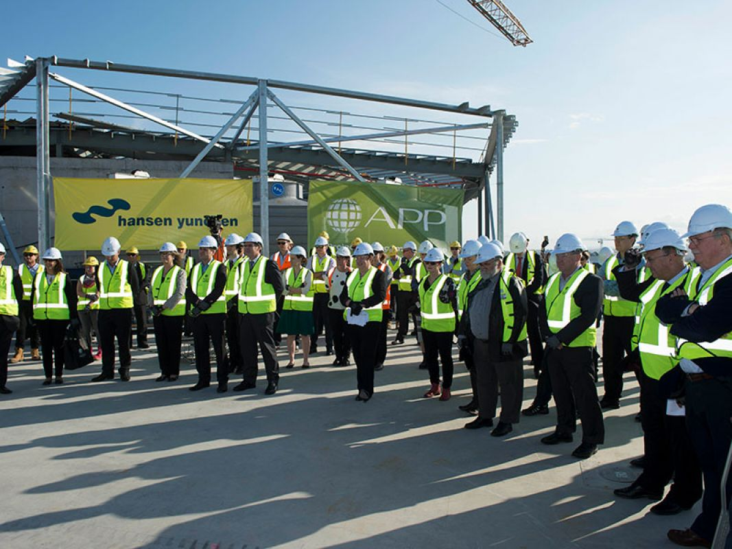 Topping Out Ceremony 020
