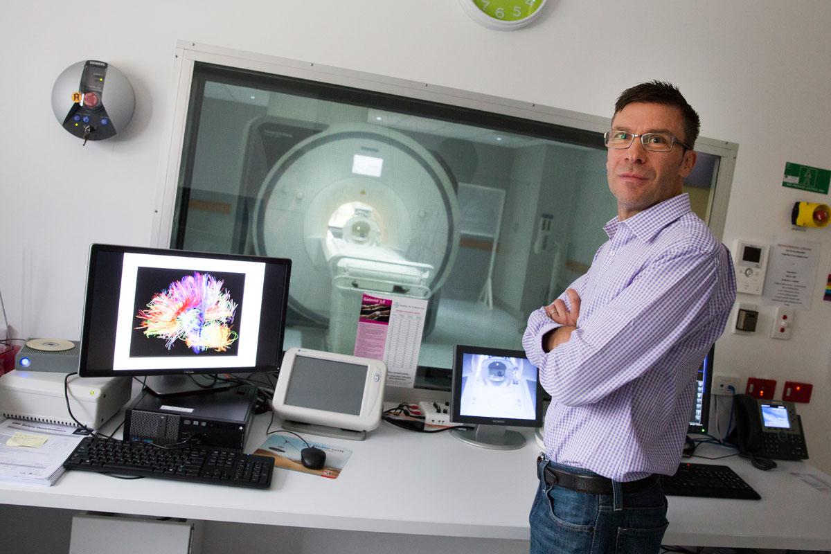 Associate Professor Peter Stanwell