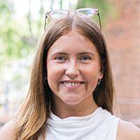 Ma & Morley Scholar Olivia Carroll