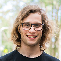 Ma & Morley Scholar, Jarred Zeman