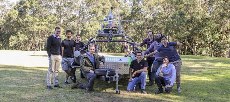 UON RobotX team