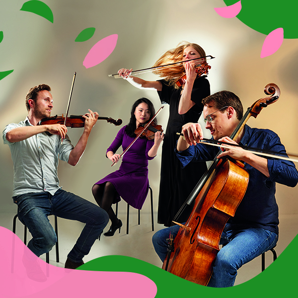 Musica Viva presents Doric String Quartet