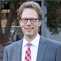 Head of School, Professor Thomas Nann