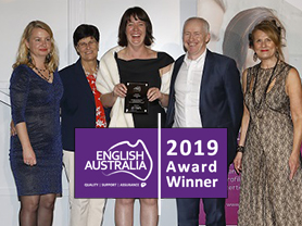 English Australia Award for Innovation