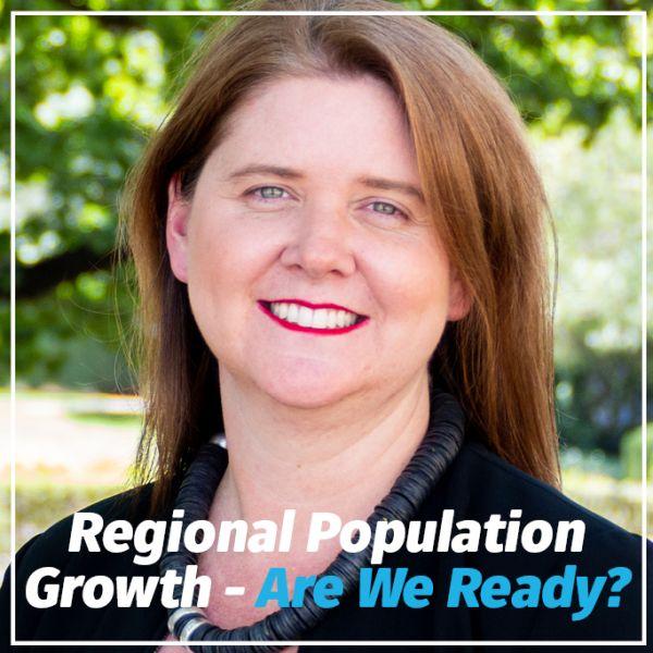 Liz Ritchie, Regional Australia Institute