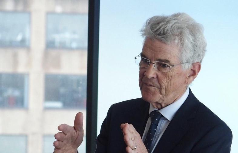 Professor Bill Mitchell