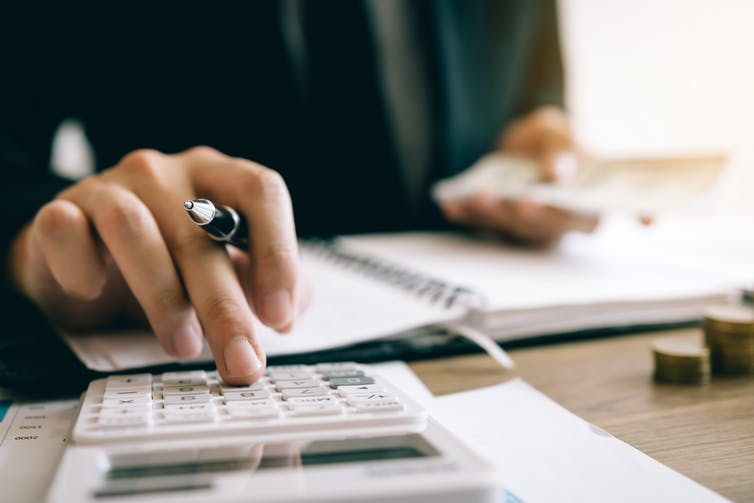 Calculate how much money you'll save by quitting. Shutterstock
