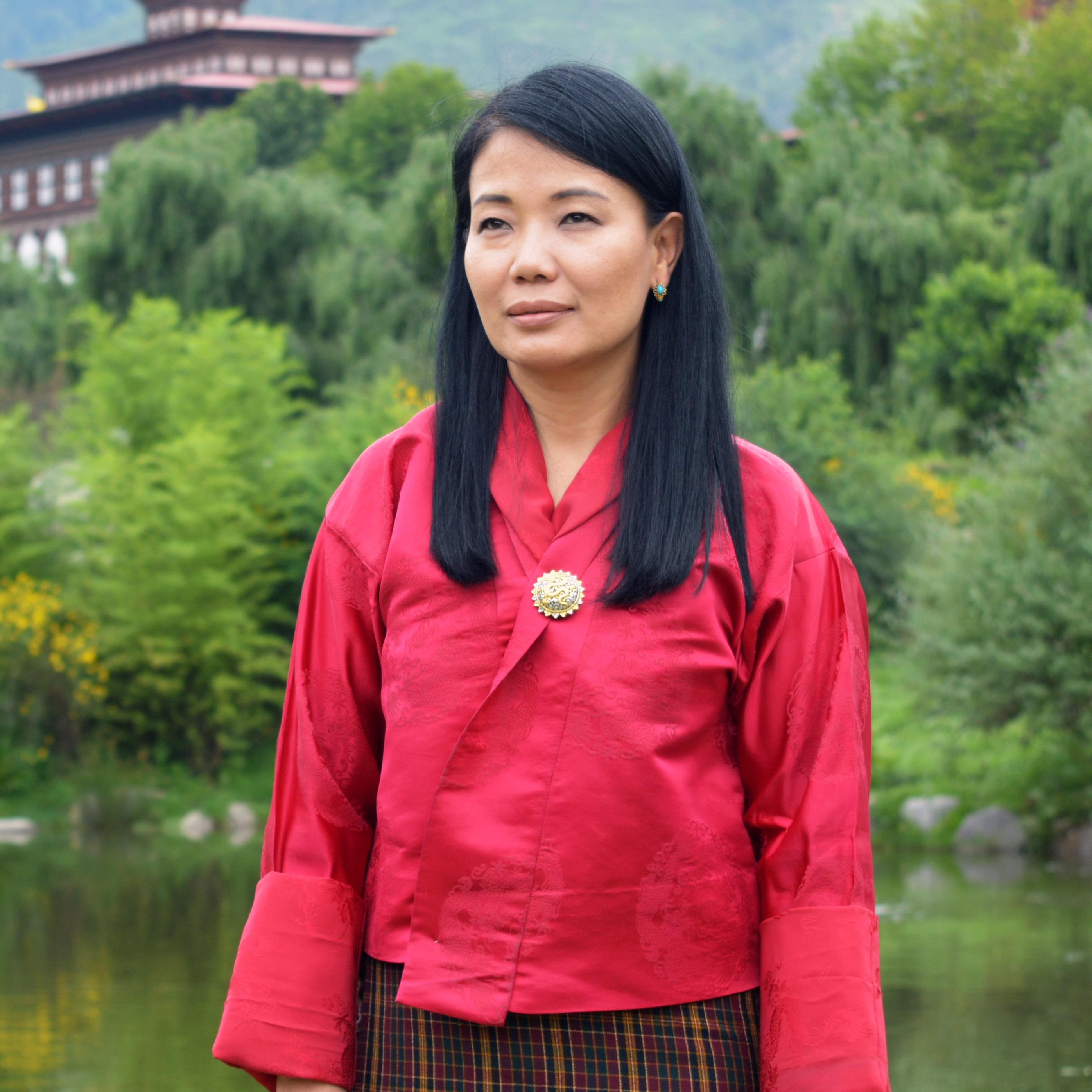 Tandin Wangmo is helping stop human trafficking in Bhutan
